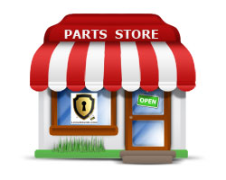 Parts Store Icon