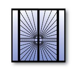 Sunburst Security Doors Tddsl2 Secure All